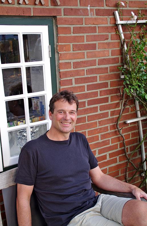 Dieter Katz (C) Michael Müller Verlag