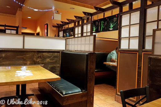 Restaurant Arigato in Kamloops