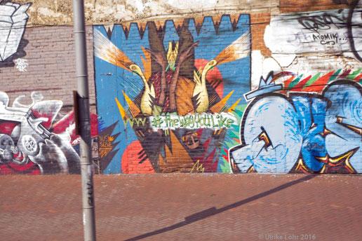Streetart in Johannesburg