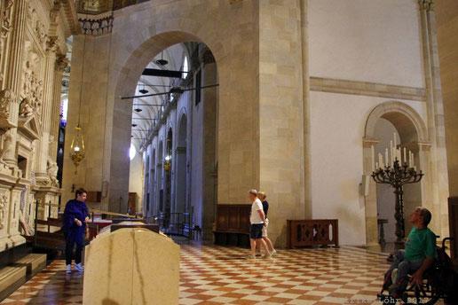 Santa Casa in der Basilika von Loreto