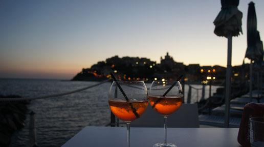 Entspannender Urlaub in Ligurien