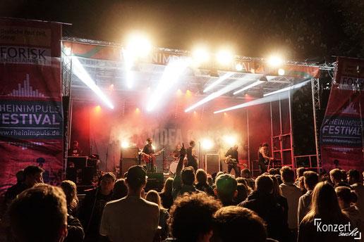 Alex Mofa Gang - 04.05.2018 - Rheinimpuls Festival