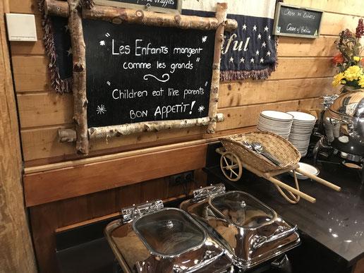 """""""Die Kinder essen wie die Großen"""" Bon Appétit"""