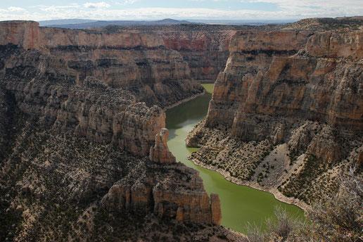 Bighorn Canyon, Montana, lonelyroadlover