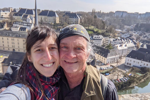 Luxembourg City, sightseeing, Roadtrip Europe, European Capital