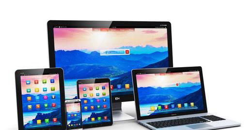Computerservice zum Festpreis. Für alle Marken und Hersteller.
