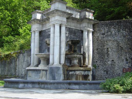 la Grande Fontaine (1829)