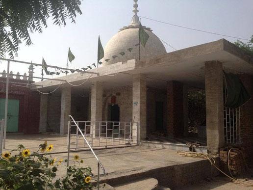 Dargah of Pir Khawaja Syed Zahurmia mia Maharaj at Faislabad