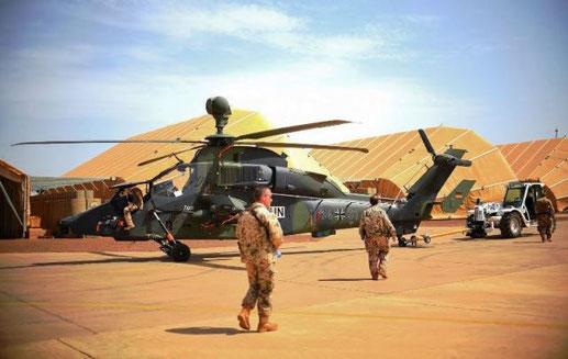 Tysk militær i Mali