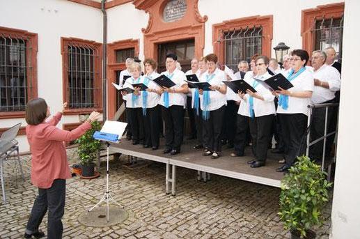 2013 in Volkach - Tag des Chorliedes