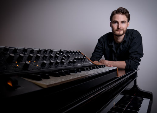 Conrad Schwenke - Klavierlehrer Musik.Punkt. Bremen