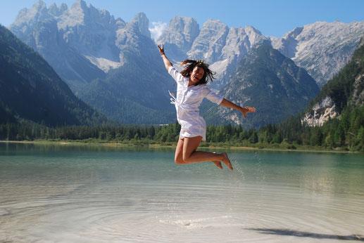 Fasten Wohlbefinden Natur Glück