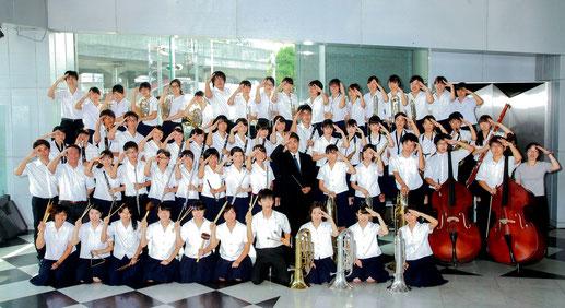 第56回大阪府吹奏楽コンクール中地区大会