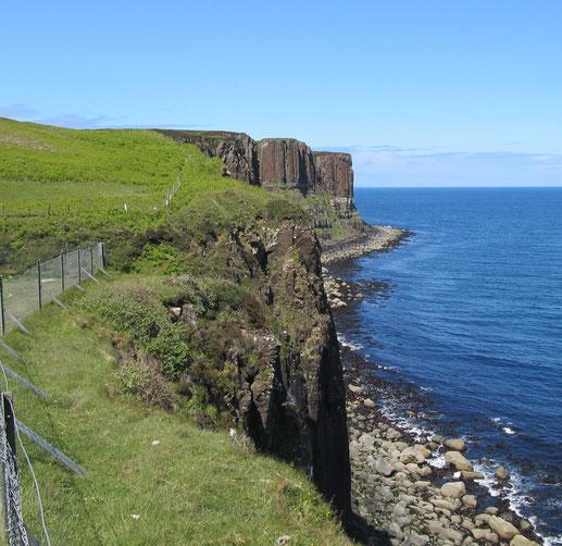 Kilt Rock auf der Isle of Skye