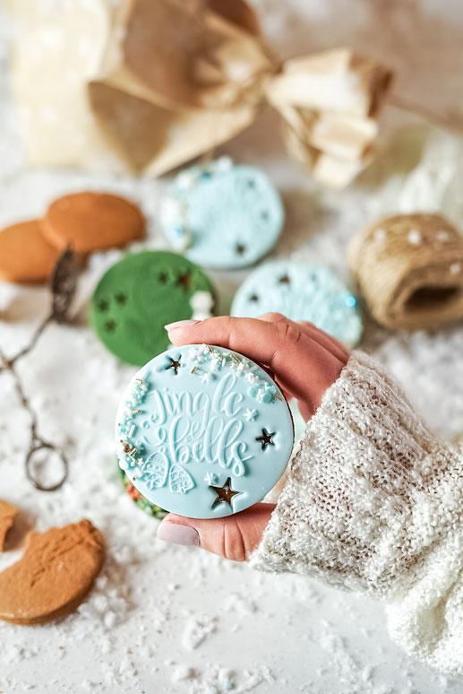 Lebkuchen - Fondant - Kekse