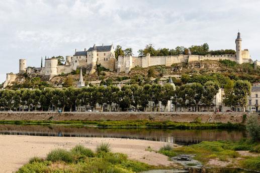 Visites guidées groupes histoire découverte Chinon Candes st-Martin Fontevraud Azay-le-Rideau Richelieu