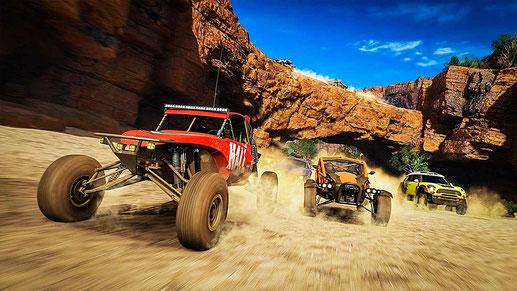 Forza Horizon 3 Offroad-Rennen mit 4x4