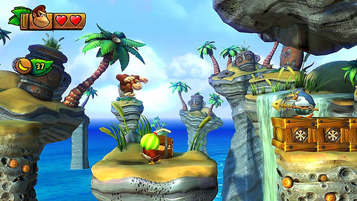 Nintendo Switch Spiel: Donkey Kong: Tropical Freeze