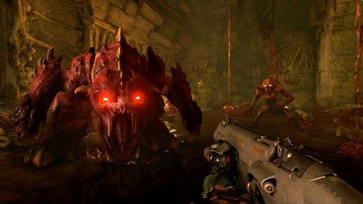 Nintendo Switch Spiel: Doom