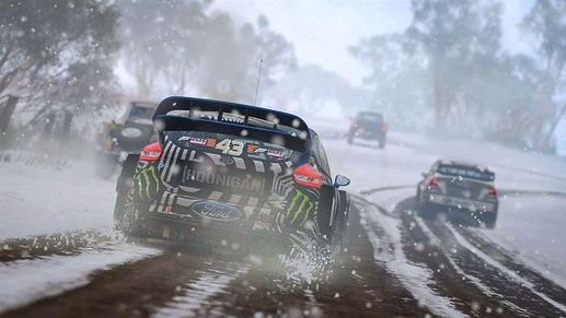 Forza Horizon 3 - DLC: Blizzard Mountain