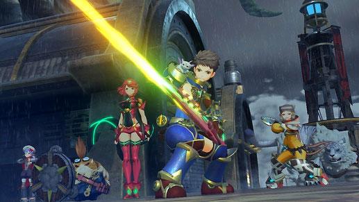 Nintendo Switch Spiel: Xenoblade Chronicles 2