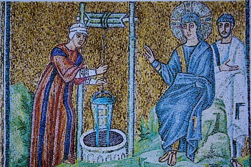 Ravenna, Basilika S. Apollinare Nuovo. 6. Jhd.