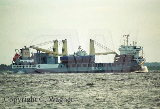 Heavy Lift Vessel LENA