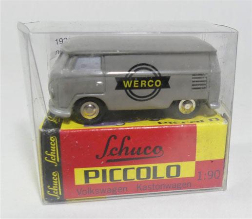 Schuco, Piccolo, Werco,VW,T1, Kasten