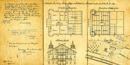 Geschichte vom Das Haus am Steinbach