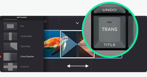 DaVinci Resolve, Speed Editor, premier pro, finalcut