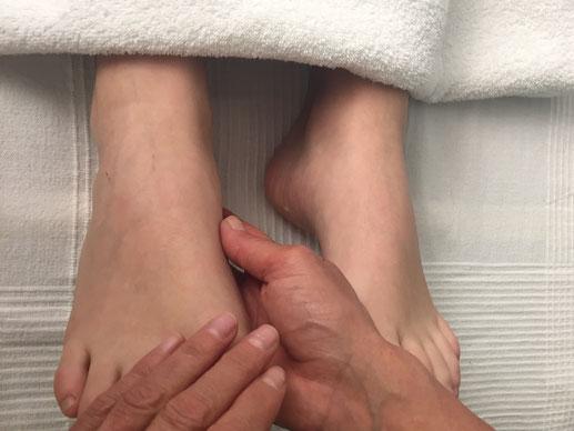 BalanceDome - wohltuende Fußmassage