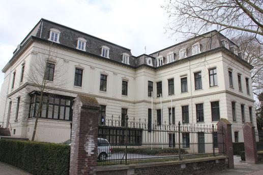 Retraitehuis Villa Mallmann Kapellerlaan 36-40 Roermond rijksmonument