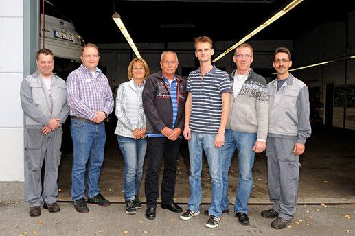 Das Team von Autohaus Schäpers in Bochum