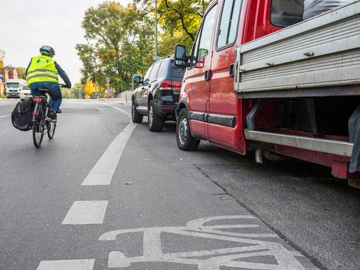 Für ein besseres Fahrradklima: ADFC Rheinland-Pfalz fordert konkrete Maßnahmen von Politik und Verwaltung. Foto: ADFC