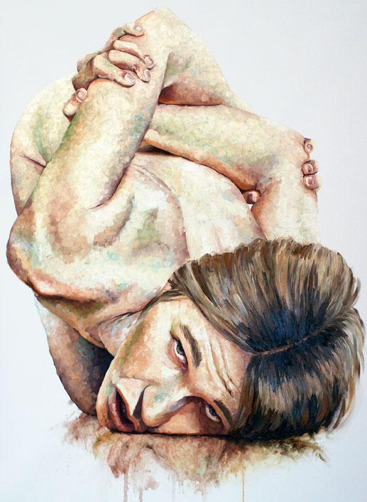 Öl auf Leinwand, 95 x 130 cm, 2012