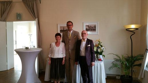 Goldene Hochzeit Familie Burchardi