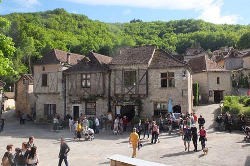 gîte Clos des muriers Lou Cabucel Saint-Cirq Lapopie Vallée du Lot