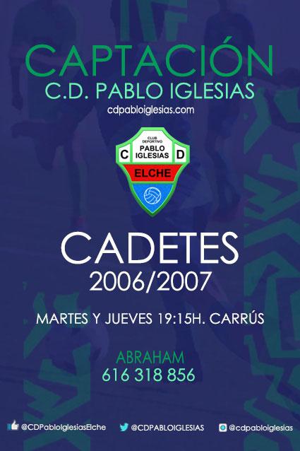 ¡Trae a tu hij@ a la Escuela de Fútbol del Club Deportivo Iglesias!