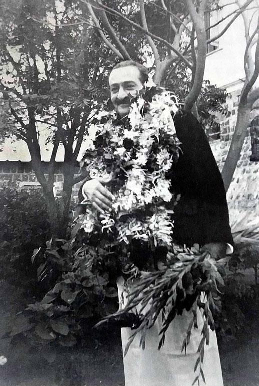 1948 ; Meherabad, India