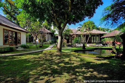 Leasehold villa for sale located at the Bukit Hill, South Bali.