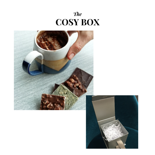 Abaisse Chocolatier Tasters & Raw Pots North East, The Northern Giftbox Collaboration