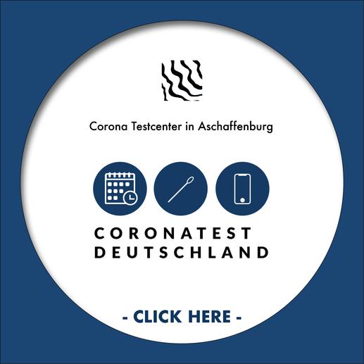 Corona Test Center Aschaffenburg