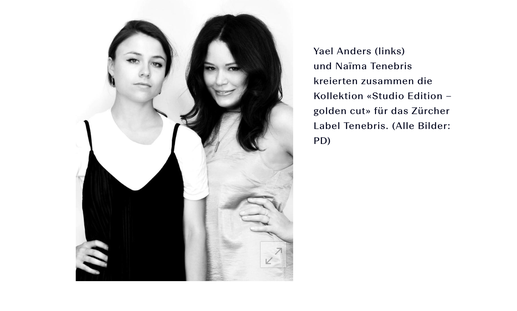 Collaboration Tenebris x Yael Anders