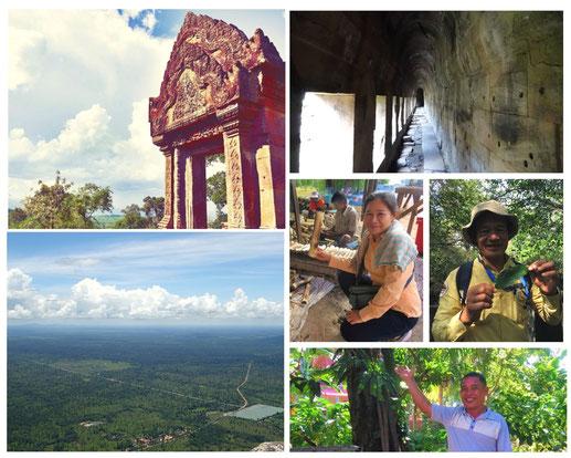 世界遺産プレアヴィヒア|カンボジア旅行|オークンツアー|現地ツアー