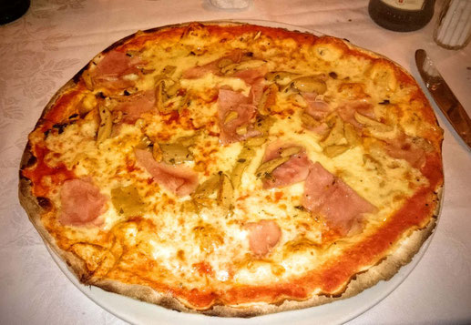 Pizzeria Belluno, Pizzeria Puos D'Alba, Pizza Parma, Lifetravellerz Pizza Index, Pizzeria Test, Pizza vom Holzofen