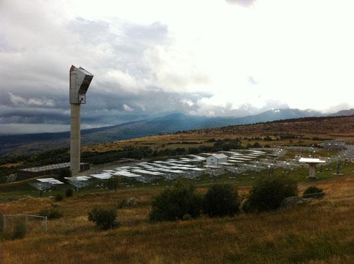 la tour solaire de themis