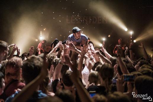 Leoniden - Tour - FZW Dortmund