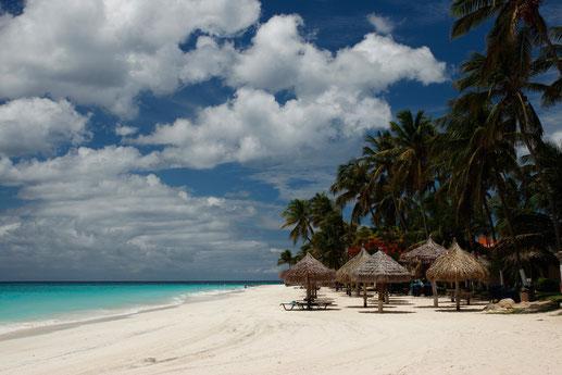 Divi Beach auf Aruba, schönste Strände Aruba, Karibik Strände