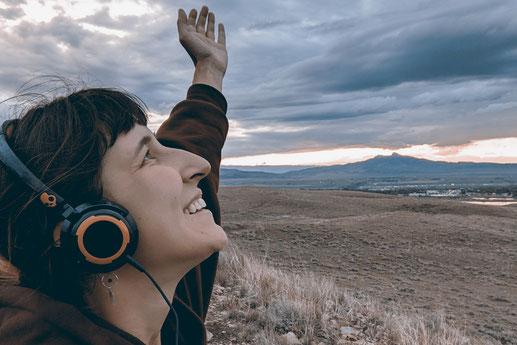Reiseblogger, digitaler Nomade, arbeiten unterwegs