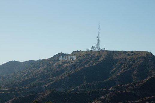 Wandern in den Hollywood Sign, bester Ort, um das Hollywood Sign zu sehen